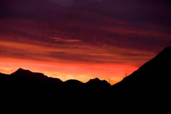 unsplash sunset